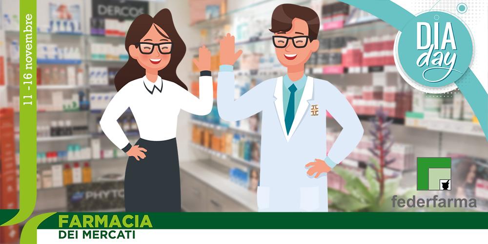 farmacia mercati parma diaday 2019