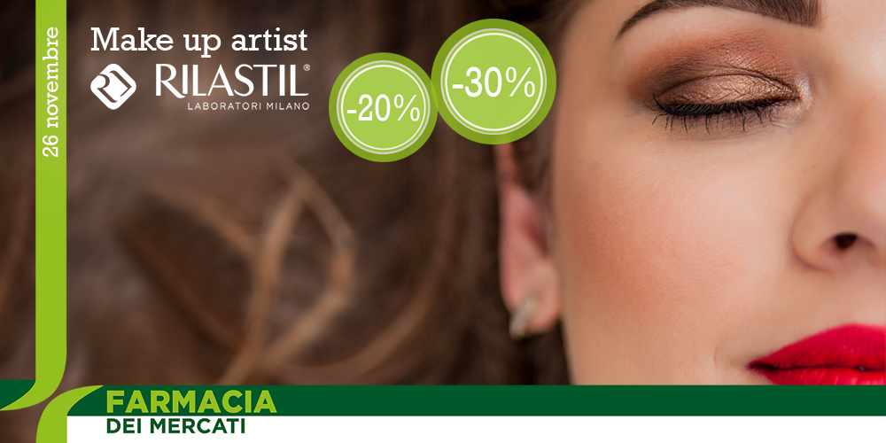 farmacia mercati parma make up artist rilastil