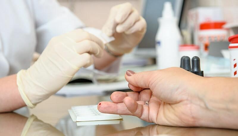 autoanalisi test diagnostici farmacia parma