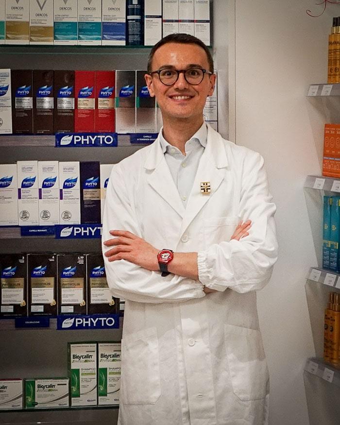farmacia parma dottore farmacista pranzo