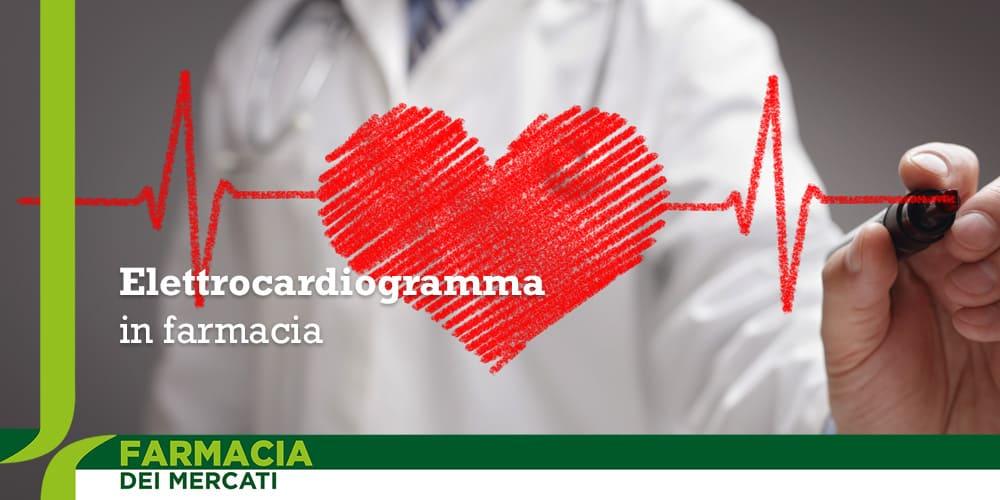 elettrocardiogramma in farmacia ecg sport a Parma